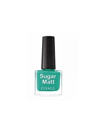 Divage Divage Sugar Matt - Kumlu Görünümlü Mat Oje 08 Renkli